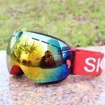 Nordic Sport™ Brand Ski Goggles UV400